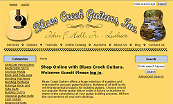 Blues Creek Guitars
